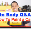 How To Make New Paint Match Old Paint On A Car