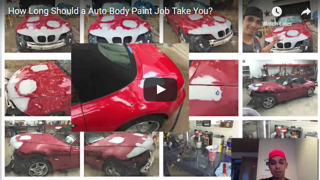 LearnAutoBodyAndPaint.com Learn How To Paint, Pimp Your ...